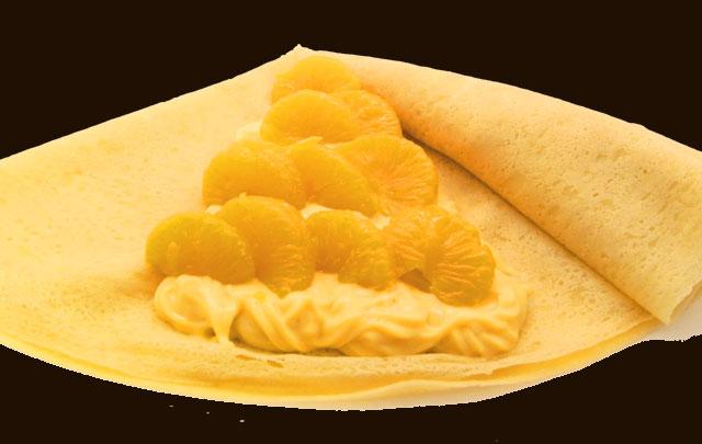 オレンジ(国産)カスタード