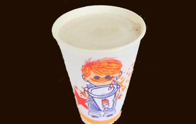 紅茶シェイク