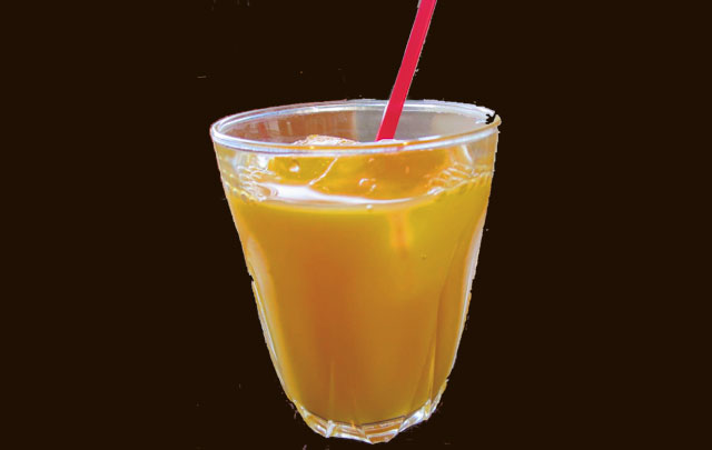みかんジュース(果実100%)