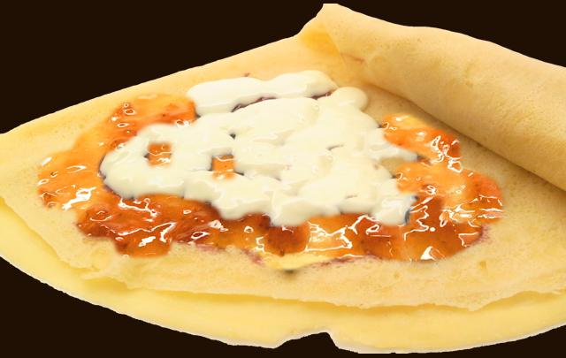 クリームチーズストロベリー