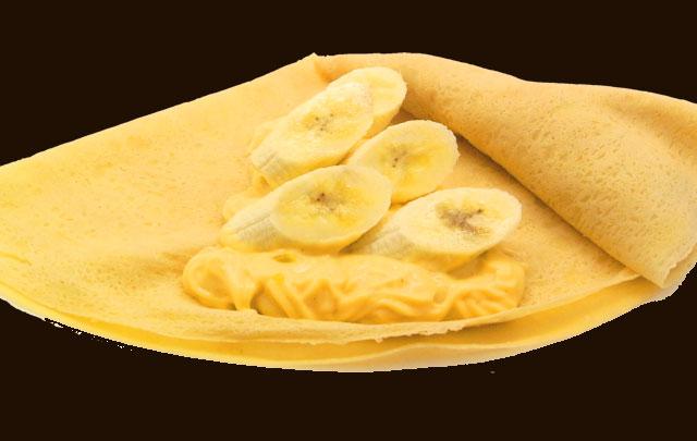 バナナカスタード